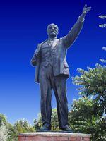 Lenin-Statue in Gelsenkirchen