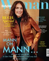"""Cover BRIGITTE WOMAN 10/18. Bild: """"obs/Gruner+Jahr, Brigitte Woman"""""""