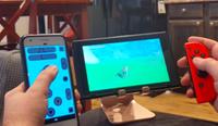 """JoyCon Droid"": Handy wird zum Controller."