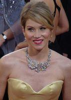 Christina Applegate bei der Golden-Globe-Verleihung (2009)