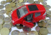 KFZ und Auto (Symbolbild)