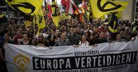 Identitäre vor Gericht, Islamisten gehen frei