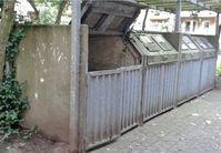 Müllverschlag