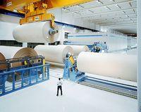 """Bild: """"obs/Verband Deutscher Papierfabriken (VDP)/Werksfoto"""""""