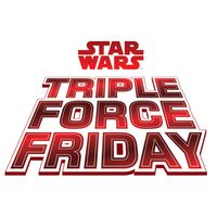 "Triple Force Friday Logo. Bild: ""obs/The Walt Disney Company GSA"""