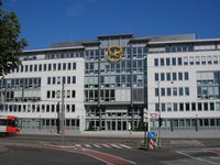 Konzernzentrale der Lufthansa in Köln