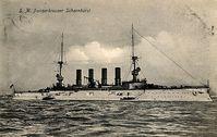 Panzerkreuzer SMS Scharnhorst