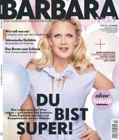 Cover BARBARA 3/21 (EVT: 4.2.2021) /  Bild: Gruner+Jahr, BARBARA Fotograf: Gruner+Jahr, BARBARA