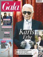 "Cover GALA 12/2019, EVT 14.03.2019 / Bild: ""obs/Gruner+Jahr, Gala"""