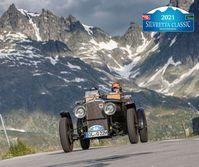 Silvretta Classic Montafon 2019 Bild: Motor Presse Stuttgart Fotograf: Motor Presse / Achim Hartmann