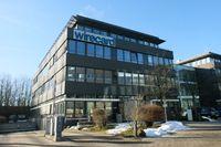 Sitz der Wirecard AG in Aschheim (bei München), 2019