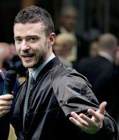 Justin Timberlake im Juni 2007 bei der Premiere zu Shrek der Dritte in London.