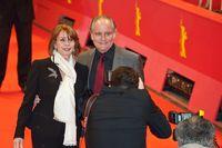 Senta Berger mit Ehemann Michael Verhoeven (2013)