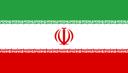 Flagge Islamischen Republik Iran