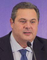Panos Kammenos (2015), Archivbild