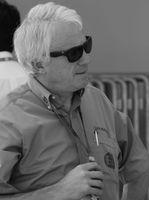 Charlie Whiting beim Großen Preis von Japan 2010.