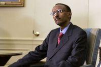 Paul Kagame Bild: White House photo by Paul Morse