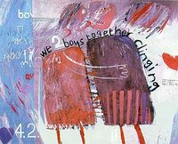 We Two Boys Together Clinging (1961). Bild: wikipedia.org