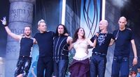 Within Temptation Band, Archivbild