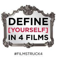 Selbst-Definition mit vier Filmen: #Filmstruck4