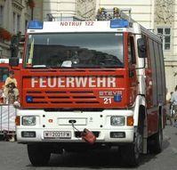Feuerwehr Österreich (Symbolbild)