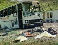 Tote Zivilisten durch Nato Bombardierung (Archivbild)