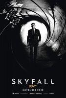 "Kinoplakat von ""Skyfall"""