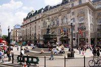 Piccadilly Circus: britische Statistiken oft falsch.