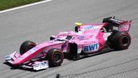 Anthoine Hubert beim Formel-2-Rennen in Spielberg 2019