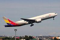 Asiana Airlines Bild: YSSYguy / de.wikipedia.org