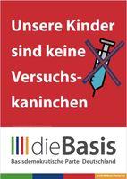 Bild: Basisdemokratische Partei Deutschland (dieBasis)