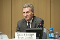 Günther Oettinger Bild: ITU Pictures, on Flickr CC BY-SA 2.0