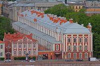 Staatliche Universität Sankt Petersburg: Kollegiengebäude der Universität