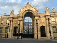 Hauptportal des Palais de l'Elysée