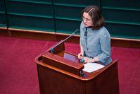 Elvira Nabiullina Bild: Norwegian-Russian Chamber of Commerce , on Flickr CC BY-SA 2.0