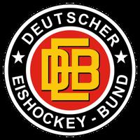 Logo des Deutschen Eishockey-Bund (DEB)