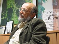 Adam Krzemiński (2005), Archivbild