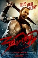 "Kinoplakat ""300: Rise of an Empire"""