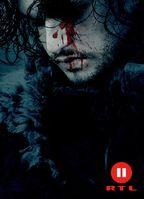 """Das Leben des Publikumsliebling Jon Schnee liegt in den Händen der Magierin Melisandre. Wird Schnee fallen oder kann sie ihn auferstehen lassen? """"Game Of Thrones"""" am Samstag, 18. März 2017, um 20:15 Uhr bei RTL II. Bild: """"obs/RTL II/© HBO Enterprises - All Rights R"""""""