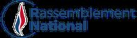 Rassemblement National (RN, deutsch Nationale Versammlung) Logo