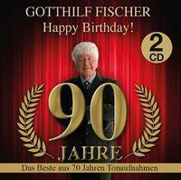 Gotthilf Fischer auf seiner Jubiläums-CD (2018)