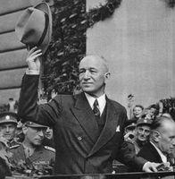 Edvard Beneš  (1945), Archivbild