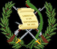 Wappen von Guatemala