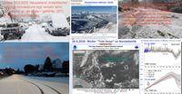 Klimawandel 2020: Nachdem der kalte Sonnenzyklus begonnen hat, kühlt es auf der Erde stark ab - wieder nicht Menschgemacht...