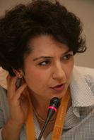 Golineh Atai Bild: Deutsche Welle, on Flickr CC BY-SA 2.0