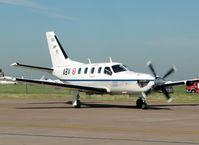 Die TBM 700 ist eine Flugzeug-Modellreihe des französischen Herstellers Socata. Es handelt sich um Geschäftsreiseflugzeuge mit einem einzelnen Turboprop-Antrieb.