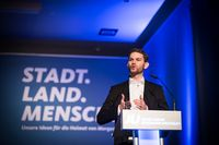 Florian Braun Bild: Junge Union NRW
