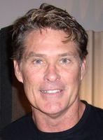 David Hasselhoff in Las Vegas 2007