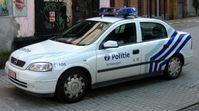 Belgien Polizei (Symbolbild)