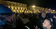 Proteste Italien (Symbolbild)